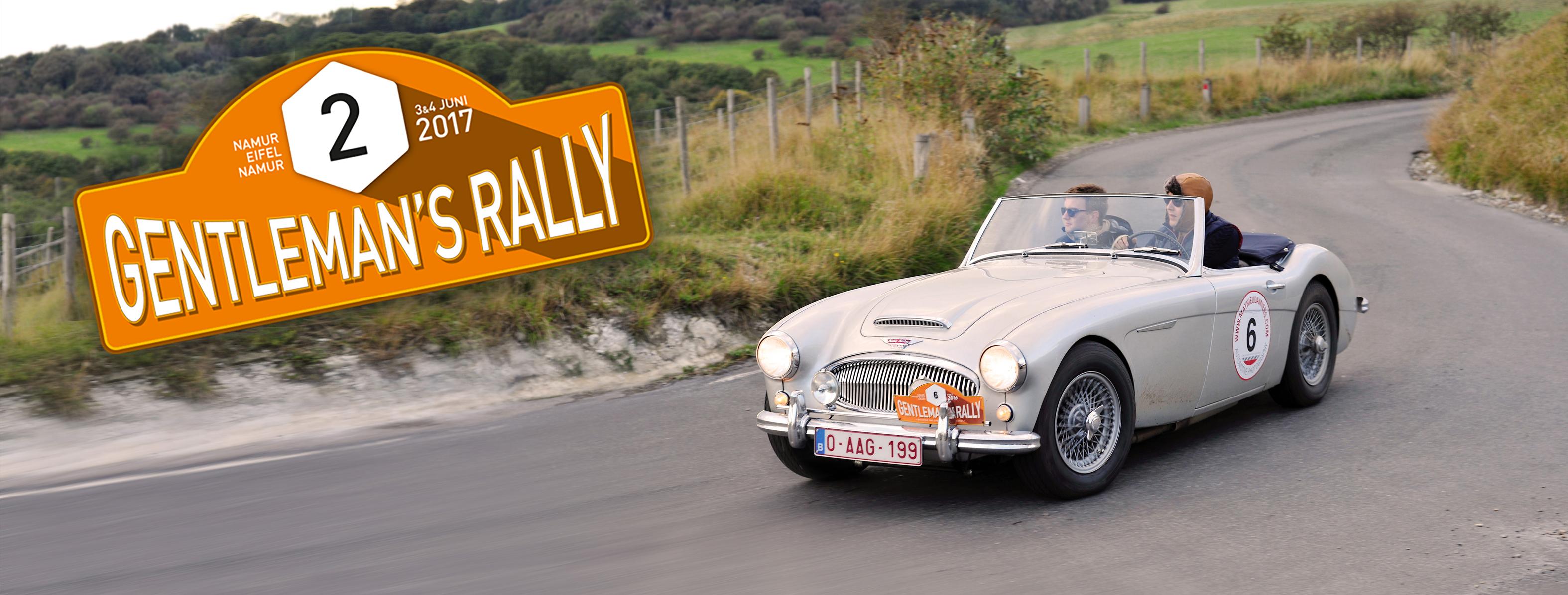 Gentleman's Rally Eifel 2017