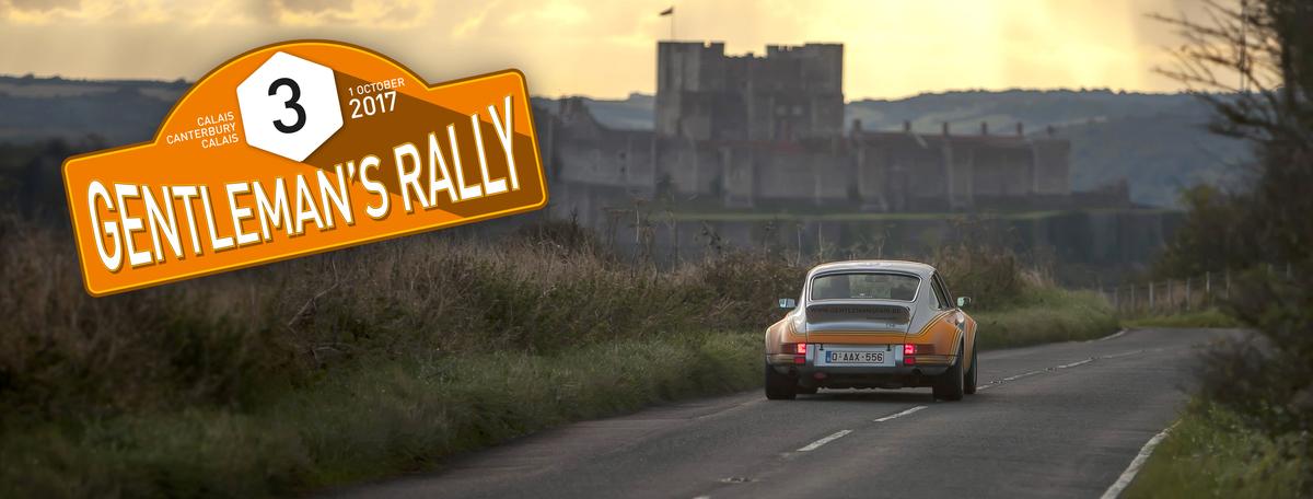 Gentleman's Rally UK 2017