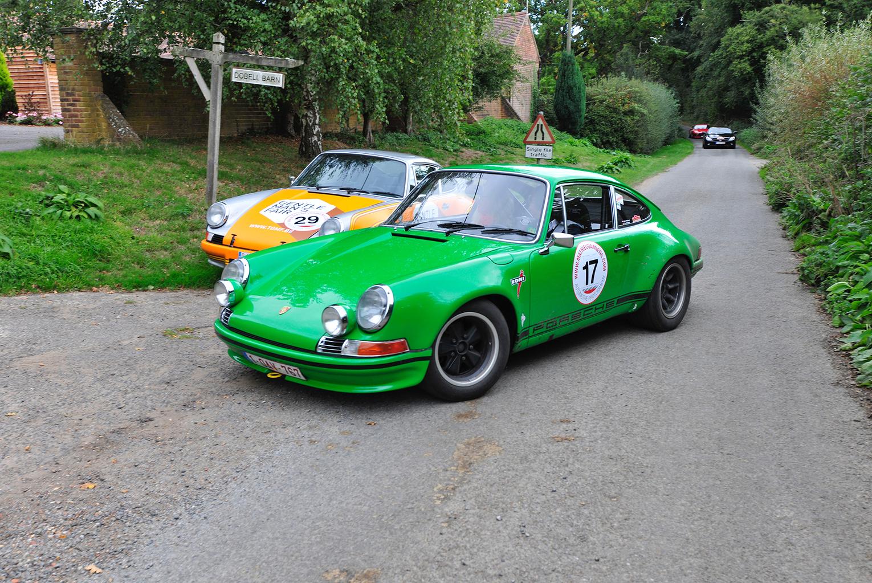 The Gentleman's Rally 1 / UK / 2016