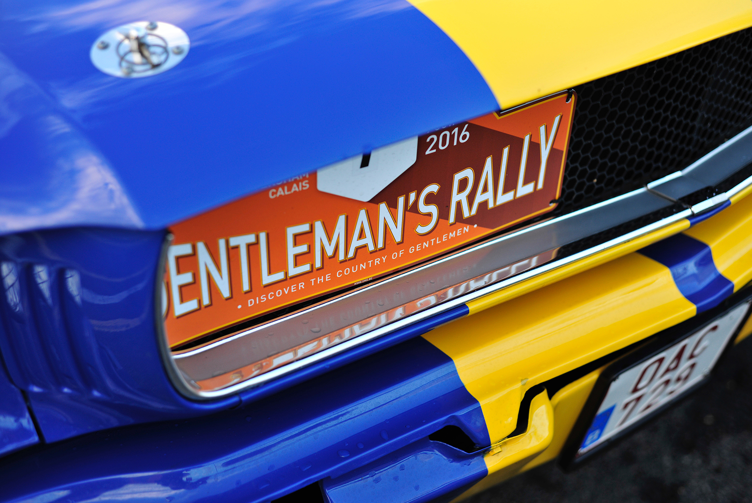 The Gentleman's Rally 1 / UK / 2016